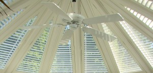 Conservatory Roof Shutter